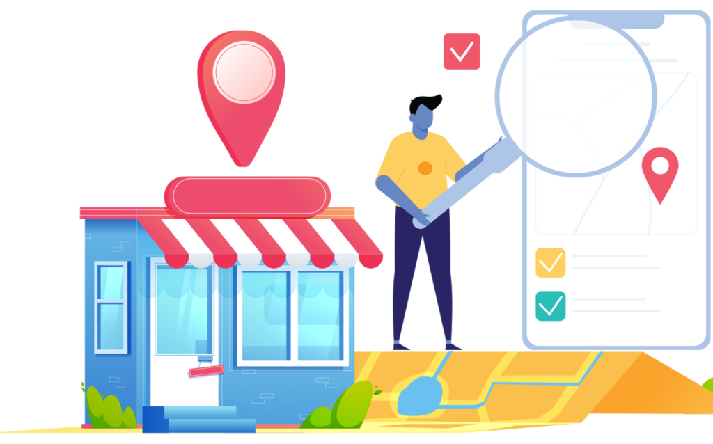 شركة السيو خرائط جوجل